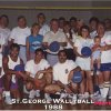 ST.GEORGE WALLYBALL 1988